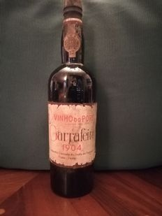 1904 Garrafeira Port - Real Vinicola do Norte