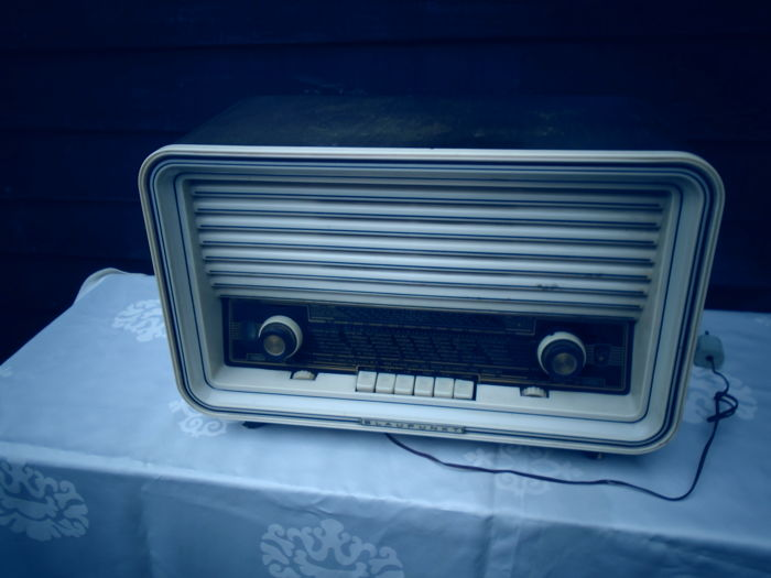 Blaupunkt Sultan Type 2320 vintage Tube Radio made in Germany