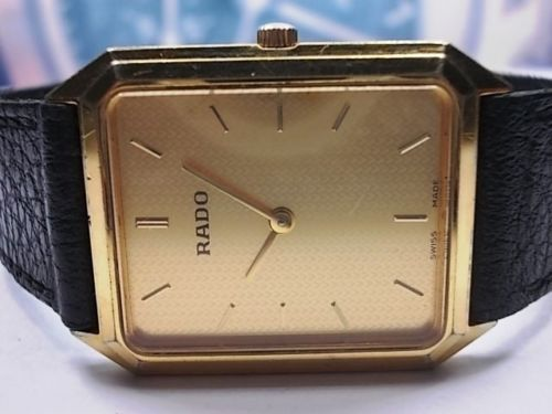 Rado - Quartz - model no. 133.5288.2 - Heren - 1980-1989