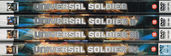 DVD / Video / Blu-ray - DVD - The Ultimate Collection - Universal Soldier [volle box]