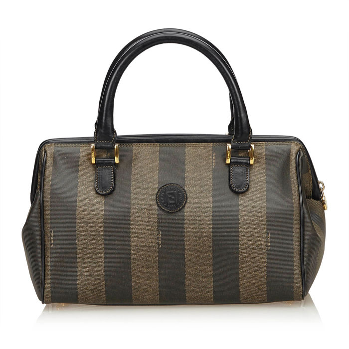 Fendi - Pequin Handbag Bag