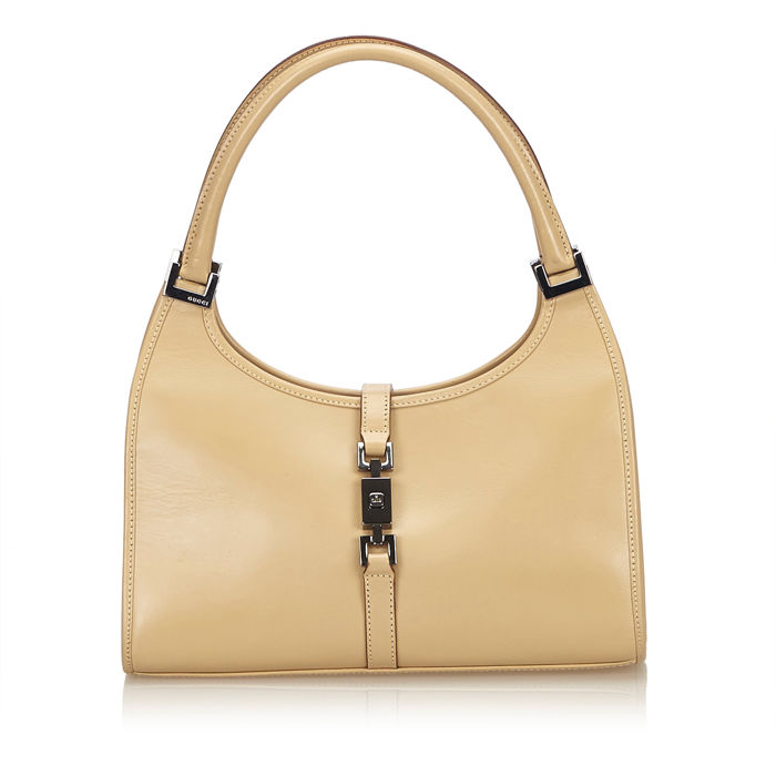 Gucci - Leather Jackie