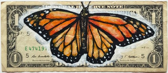 Copyright  - Butterfly Dollar