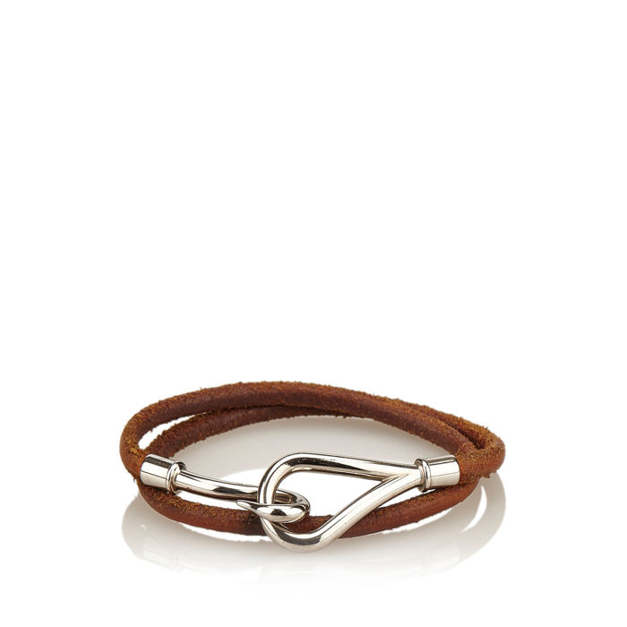 Hermes - Jumbo Hook Double Tour Bracelet