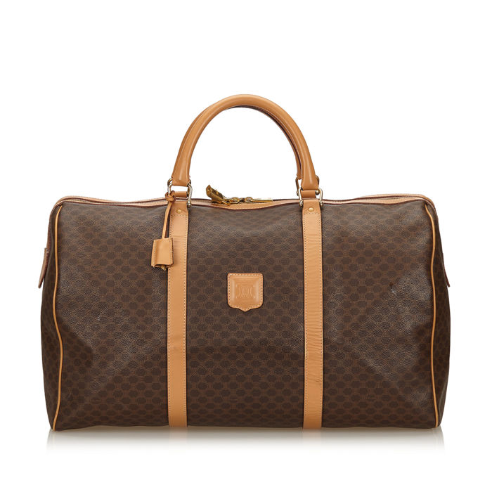 Celine - Macadam Travel Bag
