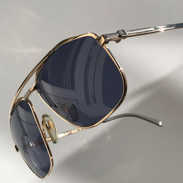 4a096a5fbc Dunhill - Aviator Sunglasses - Vintage - Catawiki