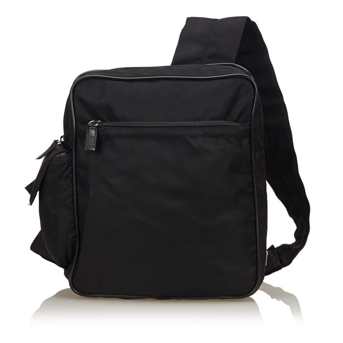 Prada - Nylon Sling Backpack