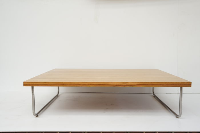 Manufacturer Unknown   Birch Wood Coffee Table
