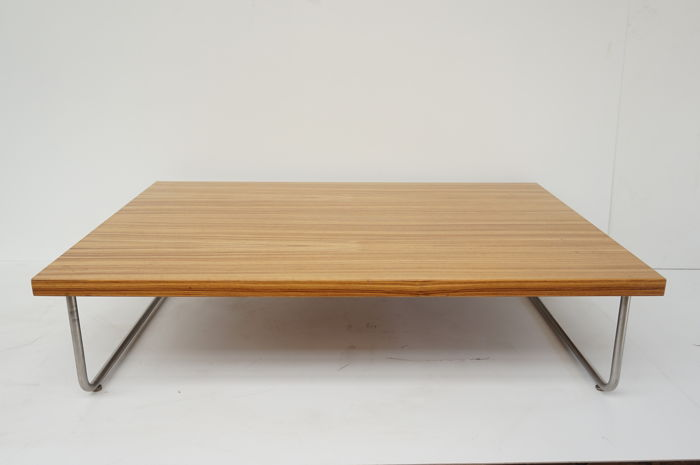 Superieur Manufacturer Unknown   Birch Wood Coffee Table