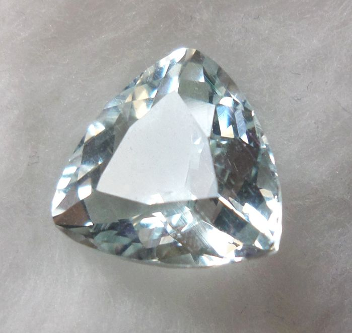 Aquamarine – 3.49 ct – No Reserve Price