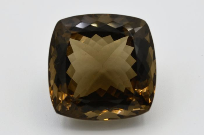 Smoky Quartz - 61.81 ct
