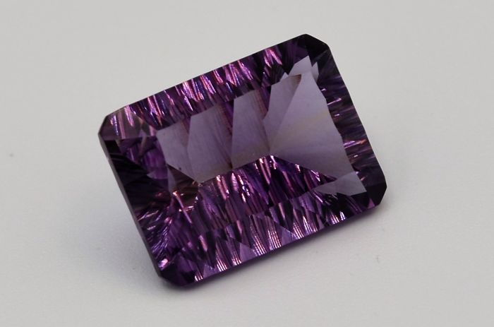 Fancy Amethyst - Purple - 10.41 cts **No Reserve Price**