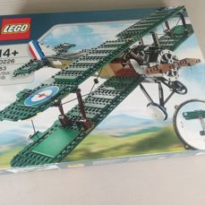 Sculptures - 10226 - Sopwith Camel
