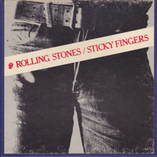 "The Rolling Stones ‎– ""Sticky Fingers"" Reel to Reel Edition"
