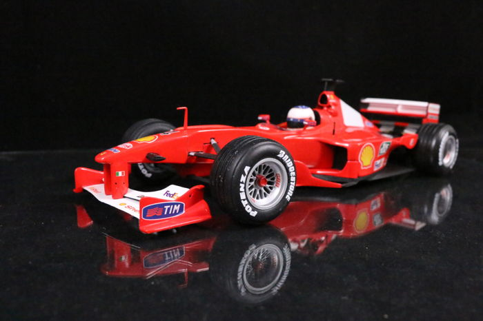 Hot Wheels - 1:18 - Formel 1 - 2000 - Ferrari - Rubens Barricello