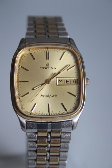 Certina - Swis Quarz - 127 1019 43 - Men - 1990-1999