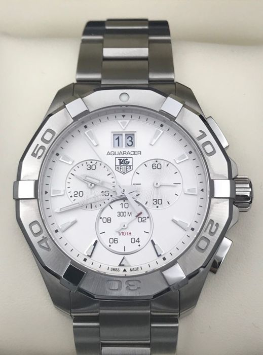 TAG Heuer - Aquaracer 300M Chronograph - CAY1111.BA0927 - Heren - 2011-heden