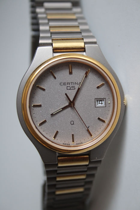 Certina - DS - EOL 113 7260 11 - Men - 1990-1999