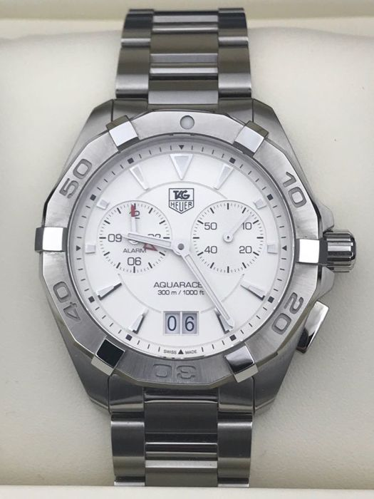 "TAG Heuer - Aquaracer Alarm Unworn - ""NO RESERVE PRICE"" - WAY111Y.BA0910 - 男士 - 2011至现在"