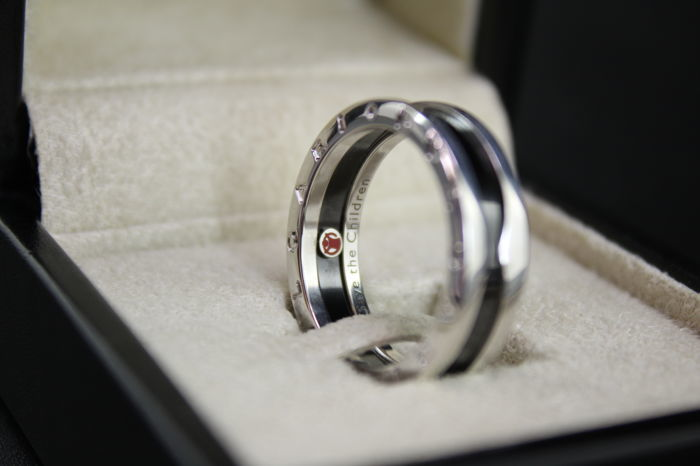 Bulgari - Save the Children - ring in silver 925 - Size 56 - Catawiki 85c2beebb90