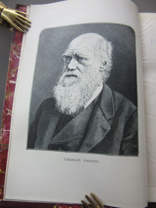 Charles Darwin - Journal of researches, the voyage of HMS Beagle - 1890