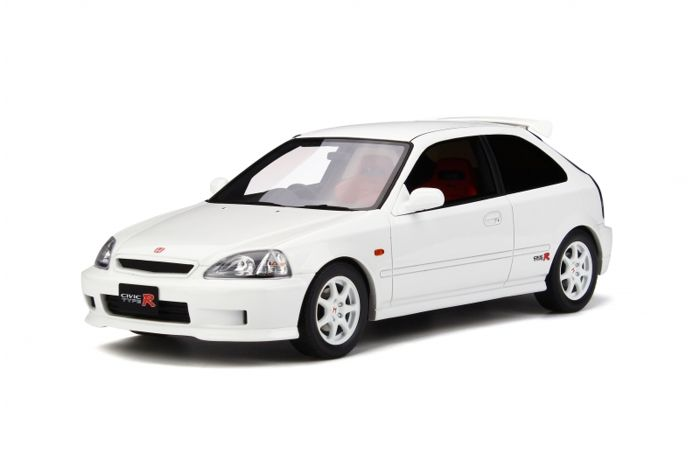 Otto Mobile 118 Honda Civic Type R Ek9 1999 Wit Catawiki