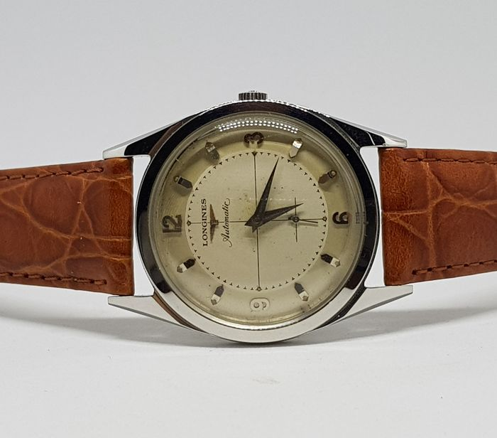Longines - Automatic Waterproof - caliber 19A - 1957   - Heren - 1950-1959