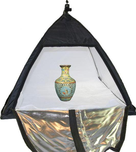 Light tent for product photography