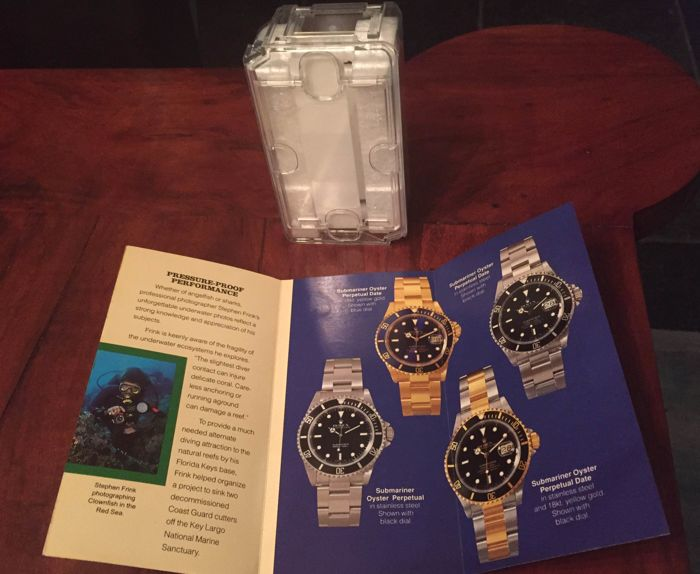 Rolex lot of 2 items (see all photos)