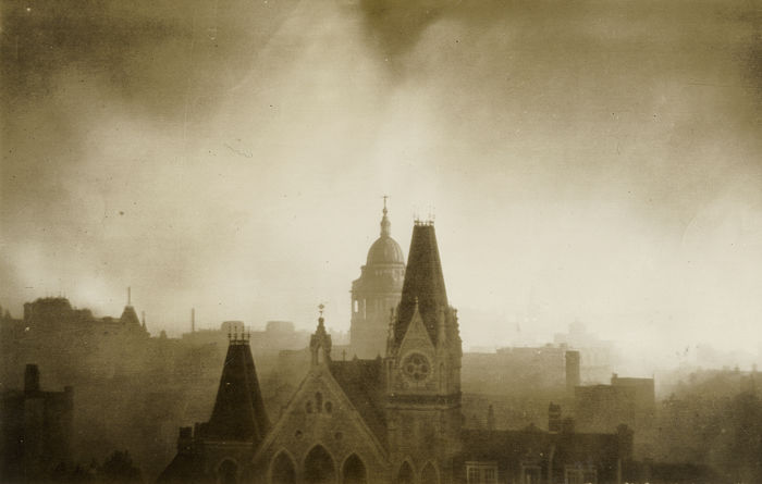 Unknown - London During the Blitz, 1941