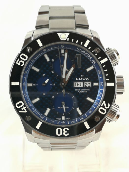Edox - Chronoffshore - Class 1 - 01115 - Hombre - 2011 - actualidad