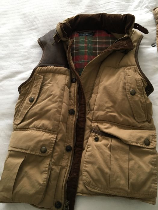 double coupon attractive style factory Ralph Lauren - Down Feather Vest, Jacket , Parka , Sleeveless jumper -  Vintage - Catawiki