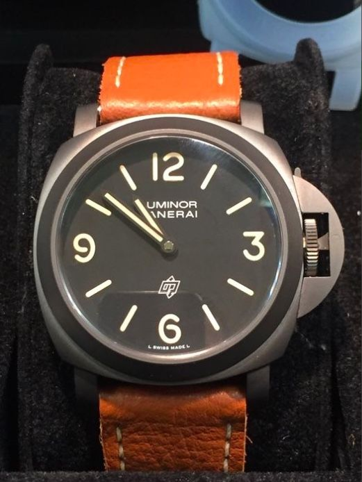 Panerai - Luminor Paneristi 10th Anniversary - PAM00360 - Heren - 2000-2010