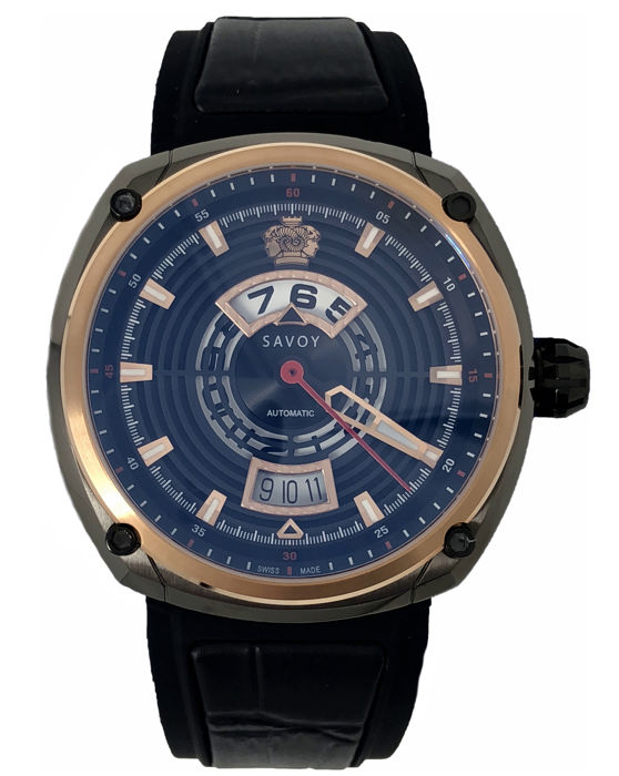 Savoy - Epic Continuous Hour Limited Edition Rose Gold  - F8202H.02E.RB01 - Heren - 2011-heden