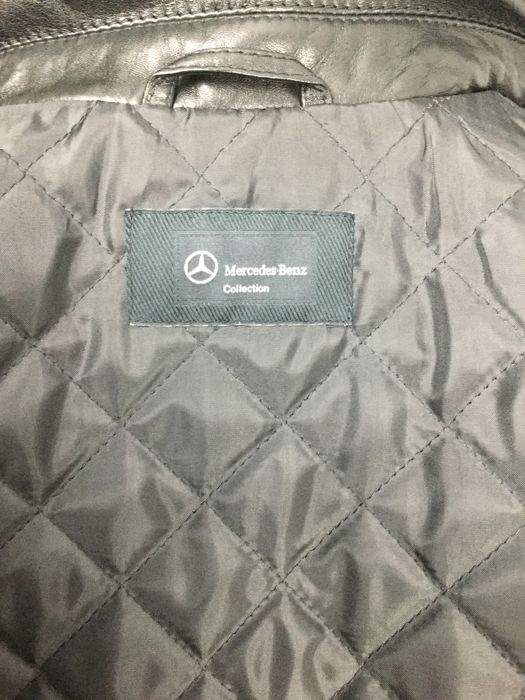 Mercedes Benz Collection tg.48 nuovo Giacca di pelle Catawiki