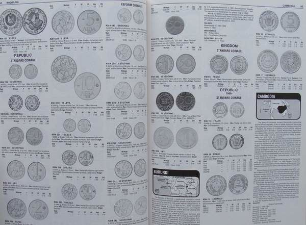 World World Coins Circulating Issues 1901 Present 1901 2013