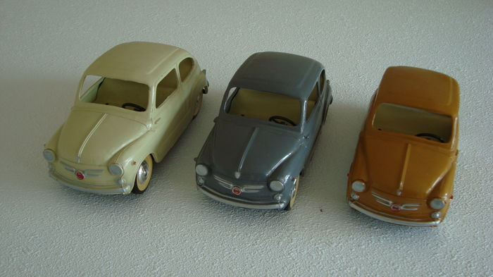 Pieces 3 Cars 600 By Catawiki Paya Set Of Fiat Alicante Spain DH2E9I