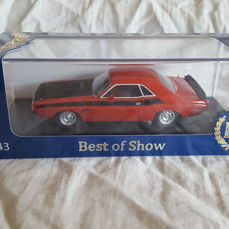 Bos Models, Best of Show - 1:43 -  Dodge Challenger T/A - Bos43645