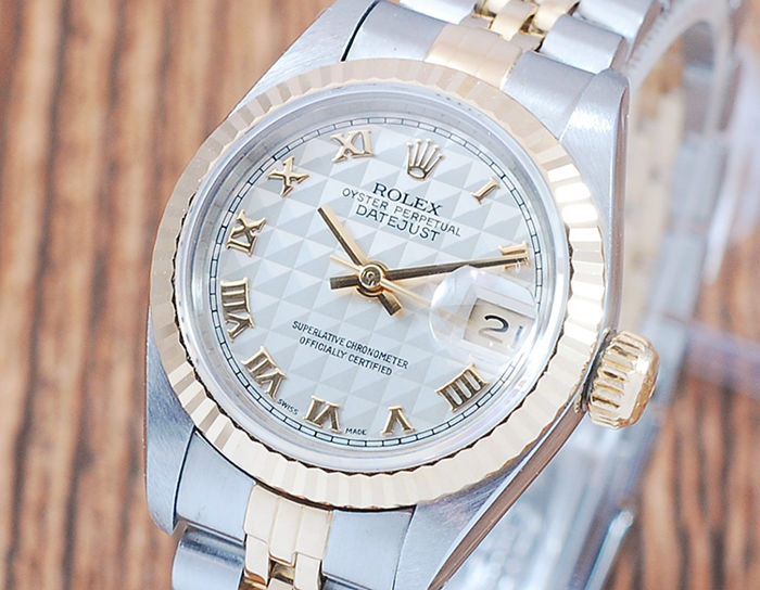 Rolex - Oyster Perpetual DateJust - 69173 - Mujer - 1980-1989