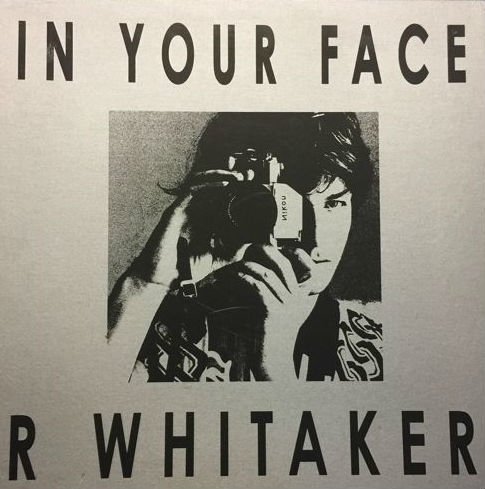 Robert Whitaker - In your face - 2001