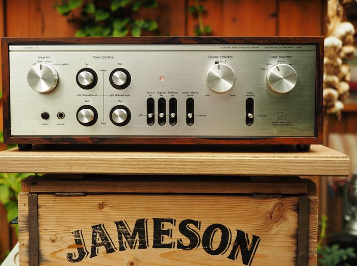 Luxman L-31 Vintage 1978 great amplifier in mint condition - Catawiki