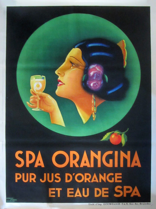 Studio Hypsos - Spa Orangina - ca 1930