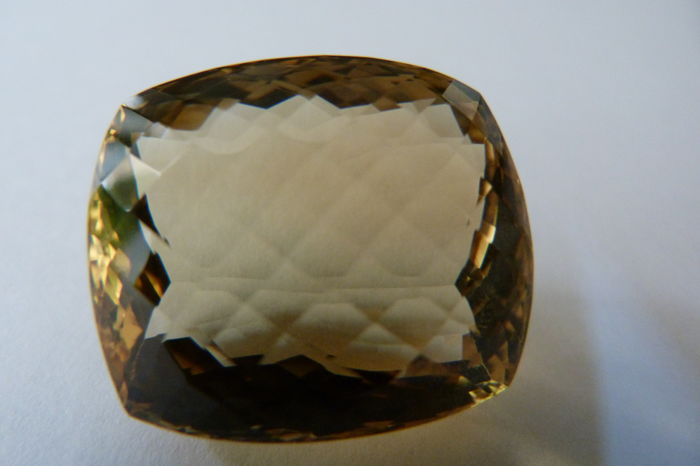 1 pcs Giallo Quarzo citrino - 89.95 ct