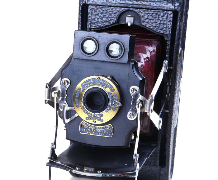 No. 1 A Folding Pocket Kodak