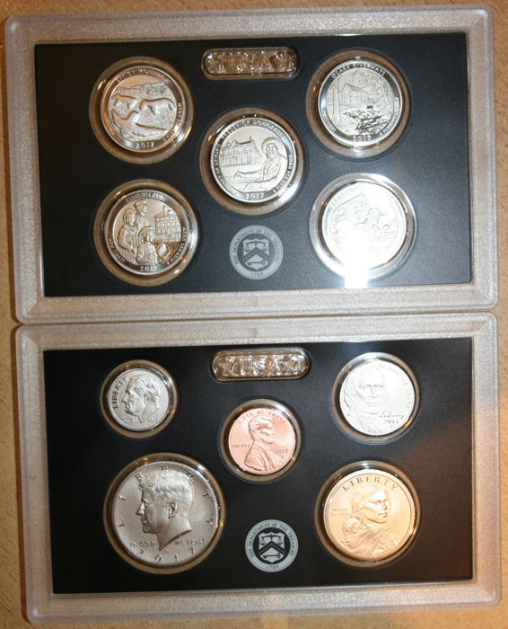 United States - Coins sets 2017-S 'US Mint 225th Anniversary' (5 sets)
