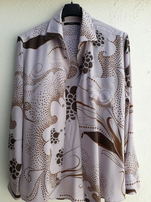 Gucci - chemise - Catawiki 2ce59a9df26