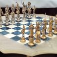 Chess auction