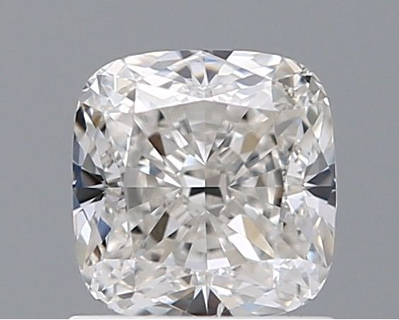 0.97 ct Cushion Cut diamond JSI1 with Gia Certificate-This Diamond  looks like H-I colour -Amazing Clarity