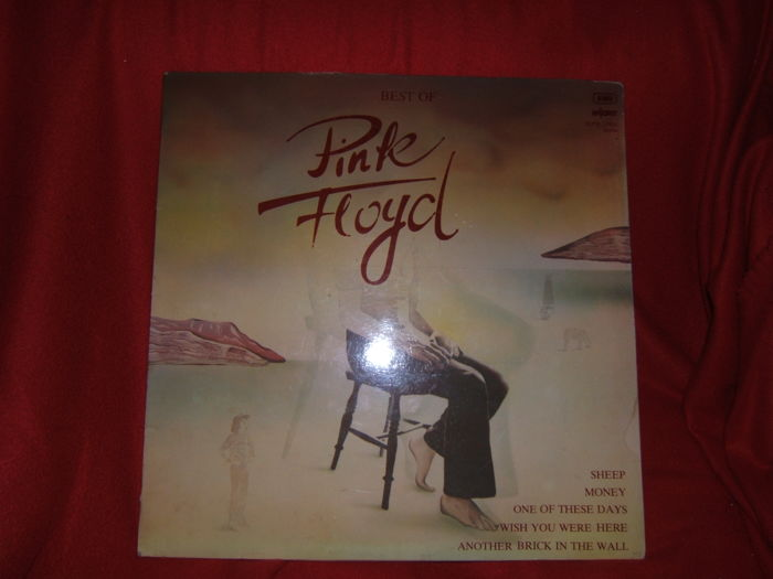 Pink Floyd : 3 Lp albums including rare releases from ...