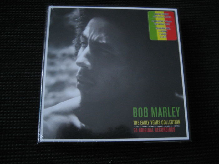 "Bob Marley - Early years collection 12 exclusive 7"" singles. 2000 copies world wide!!!!!! - Titoli vari - Cofanetto - 2015/2015"